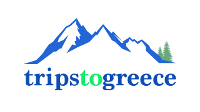 Trips To Greece - logo